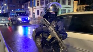 VIDEO: Attack on French Christmas market