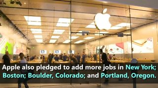 Apple announces more jobs in Pittsburgh