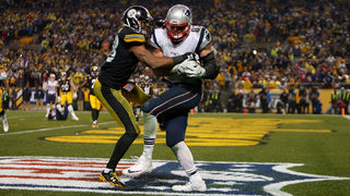 """Burden of a """"Beast""""; Steelers know they must stop Gronkowski"""