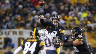 Steelers, Patriots smarting heading into showdown