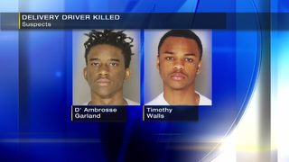 Teen suspects accused of killing pizza delivery driver appear in court