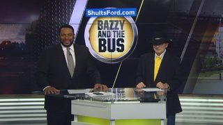 Bazzy and the Bus (12/15/18)