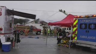 Fire destroys Westmoreland County social club