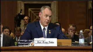 Under investigation, Zinke out at Interior as Trump shakeup continues