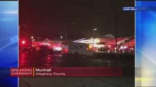 Fire, water damages several businesses in shopping plaza