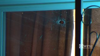 RAW VIDEO: Shots fired into Penn Hills home