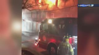 Residents afraid after several homes set on fire in their neighborhood