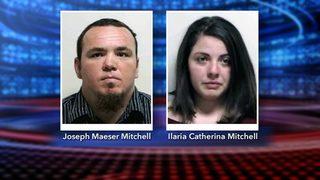 Utah couple accused of waterboarding 9-year-old girl
