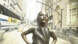 VIDEO: 'Fearless Girl' statue moved