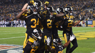 Steelers defense comes up big while finally stopping Pats