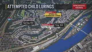 Police investigating second attempted child luring by man wearing Santa suit