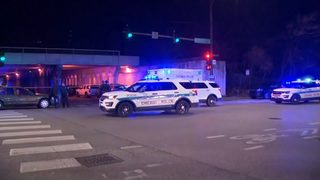 RAW VIDEO: Chicago police officers killed by train