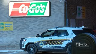 RAW VIDEO: Robbery reported at South Side gas station