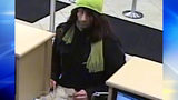 Bank robbery suspect. (Photo submitted by FBI)