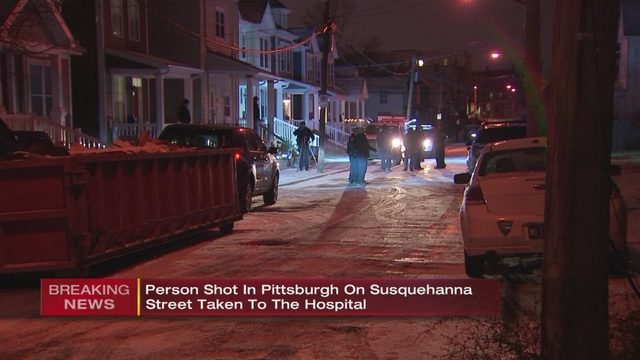 PITTSBURGH SHOOTING: Allderdice High School student killed