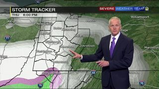 Tracking 3 winter systems