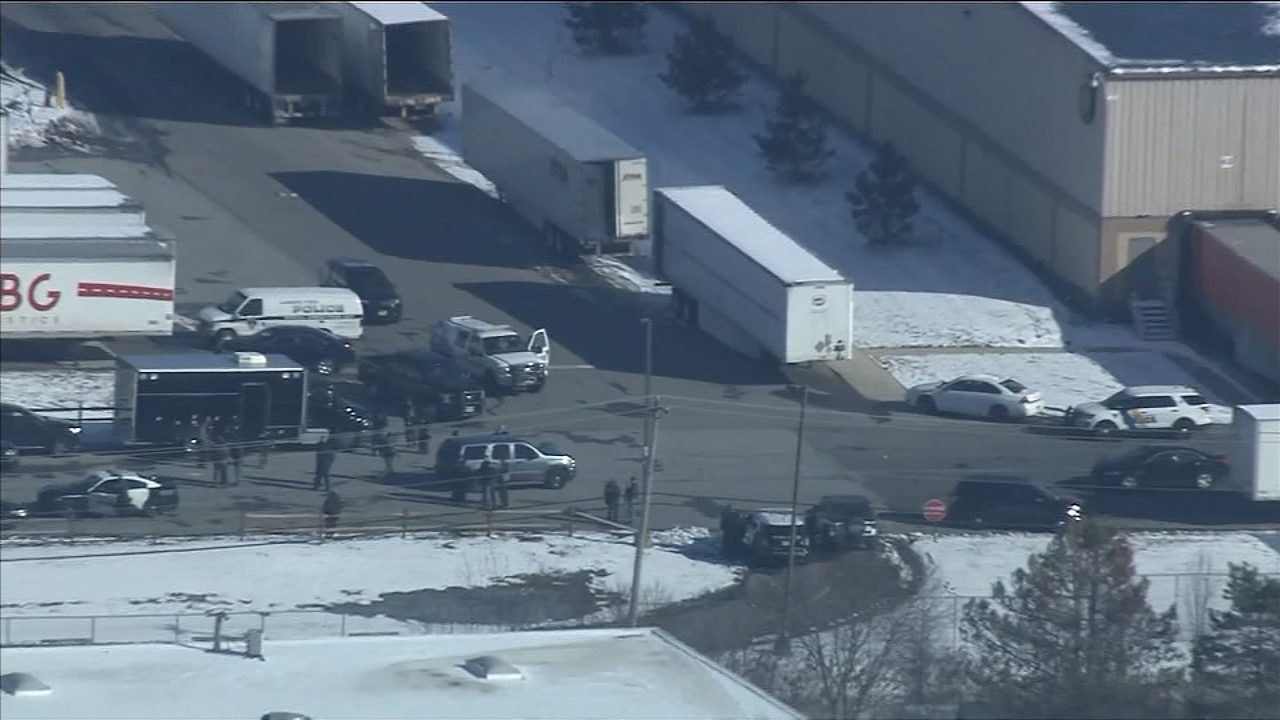 UPS SHOOTING: Man shot by police after taking 2 women hostage at UPS