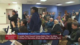 Natural gas drilling proposal denied near local park