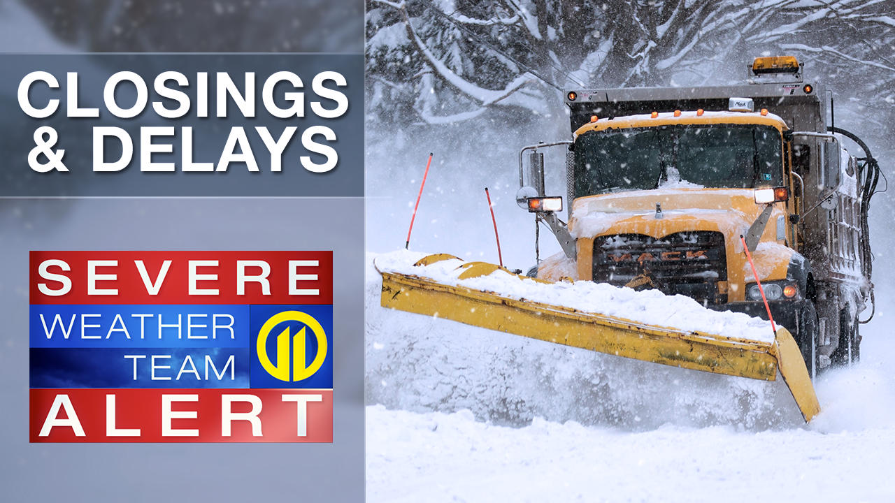 Pittsburgh School and Business Closings | WPXI