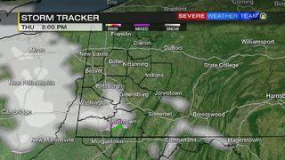 Calm between the storms as 2 more systems move toward Pittsburgh