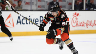 Penguins trade Grant for Blandisi from Ducks