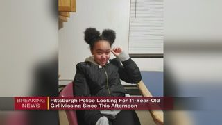 Police searching for missing 11-year-old girl