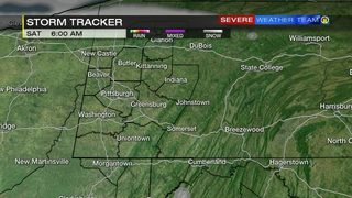 STORM TRACKER: Hour-by-hour look at weekend storm (1/18/19)