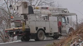 Power crews taking extra precautions ahead of potentially dangerous storm