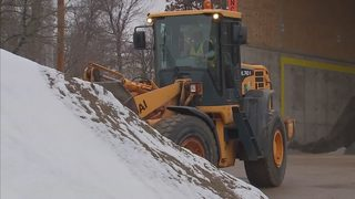 Salt, plow trucks ready to roll in Beaver County