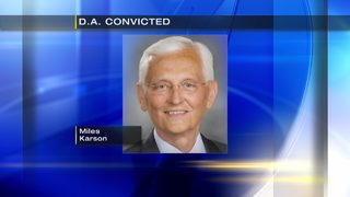 Mercer Co. DA found guilty of obstruction of justice