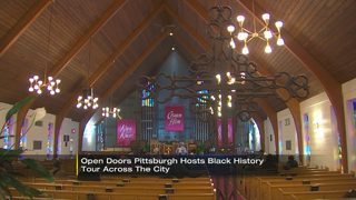 Open Doors PGH hosts MLK bus tour