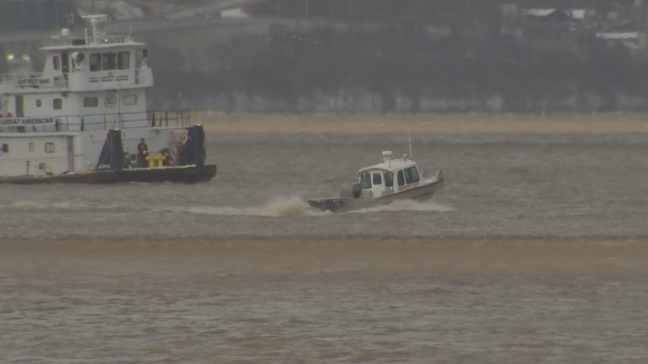 PITTSBURGH LOOSE BARGES: 12 barges break loose on Mon River after