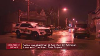 1 person hurt after hit-and-run on South Side