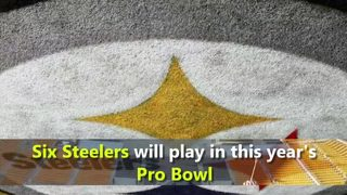 Six Steelers playing in Pro Bowl