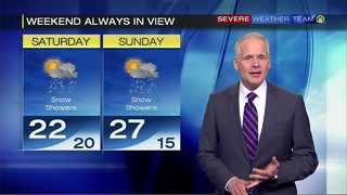 Soaking rain to change to snow overnight; Flood Advisory issued for Pittsburgh
