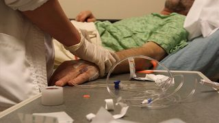 Blood test may detect Alzheimer