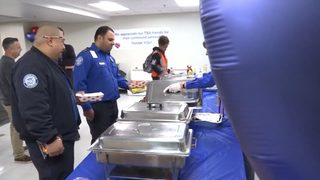 Southwest Airlines invites TSA workers to BBQ