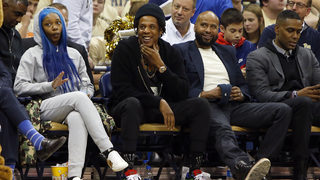 Jay-Z takes sideline seat at Pitt game