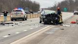 2 killed in crash on I-376 east near Hopewell