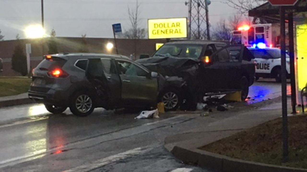 PENN HILLS CRASH: Man killed in head-on Penn Hills crash
