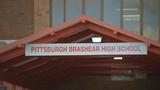 Brashear High School in Pittsburgh.