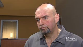 Lt. Gov Fetterman beginning tour of Pa. to discuss recreational marijuana