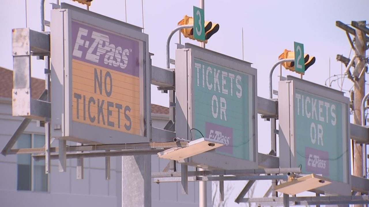 PA TURNPIKE CLOSING: PA Turnpike section to close for