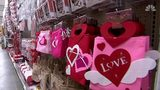 WATCH: Valentine's Day spending could set record