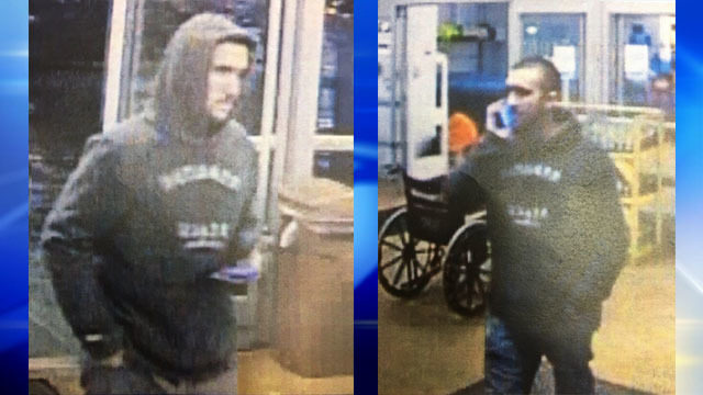WALMART THEFT: Police need help to identify man accused of theft at
