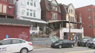Property in Garfield declared imminent danger due to falling bricks