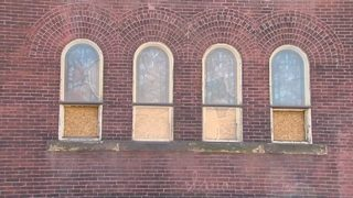 Stained glass windows stolen from historic church in Braddock
