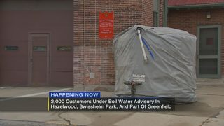 Boil advisory issued for 3 Pittsburgh neighborhoods after water main break