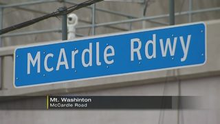 McArdle Roadway reopens after hillside clearing