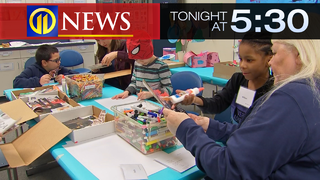 TONIGHT AT 5: Local organization helping children of overdose victims heal